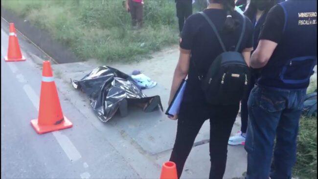 Moyobamba: encuentran cadáver cerca de la carretera Fernando Belaúnde Terry