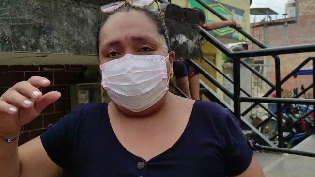 Obra de encauzamiento obstruye acceso a una vivienda en Morales