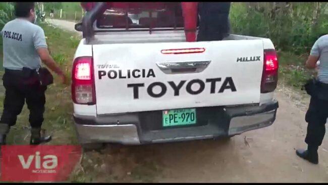 Sacanche: asesinan a joven para robarle su motocicleta
