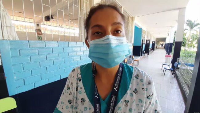 Tarapoto: aún no se podrá vacunar  a personas menores de 60 años de edad