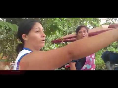Tarapoto: Motocar se despista en la Av. Salaverry a espaldas de ex Rustica