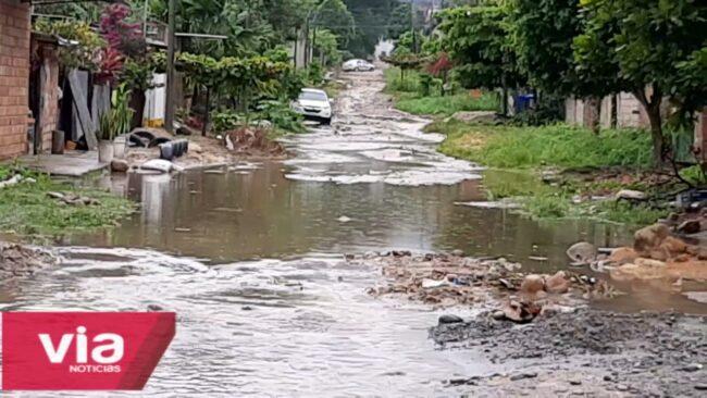 Vecinos de Atumpampa usaran dinero  de sus impuestos para mejorar sus calles