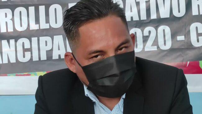 Dirigentes del SUTEP de acuerdo con la inscripción de un nuevo sindicato
