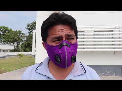 FRECIDES verifica funcionamiento  de planta de oxígeno en hospital MINSA