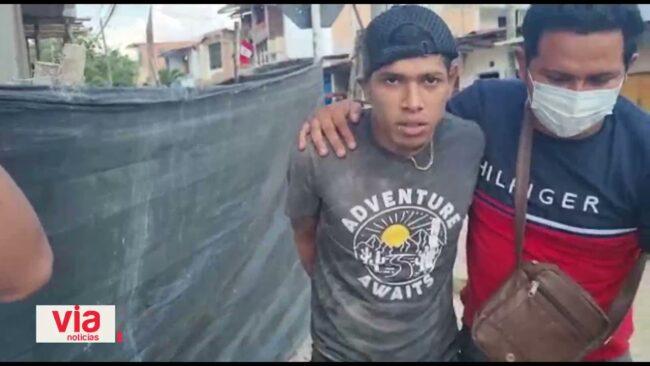 """Morales: capturan a presuntos """"marcas"""" entre ellos un venezolano"""