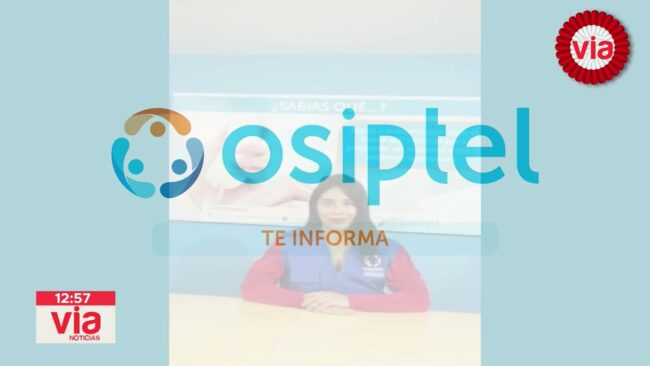 Osiptel te informa: portabilidad numérica