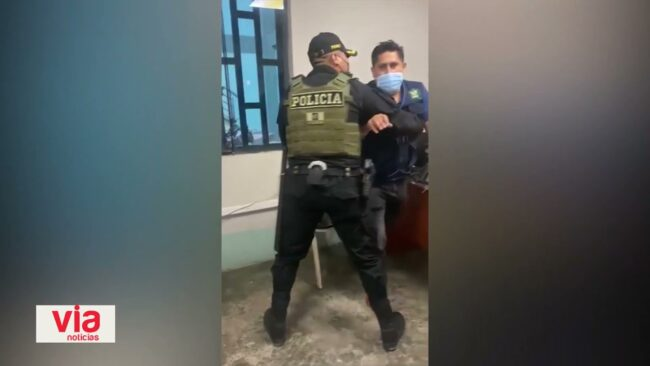 Policía de Nueva Cajamarca es denunciado por supuesto abuso de autoridad