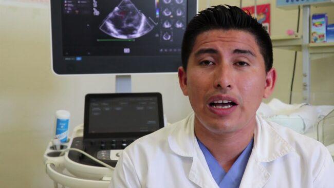 Cardiología pediátrica se suma a la cartera de servicios del Hospital de Tarapoto