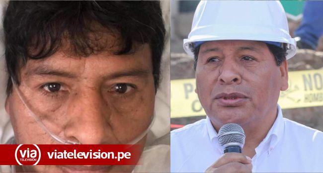 Insólito: Gobernador de Ica confiesa que le «apareció» un tercer testículo