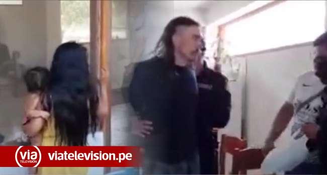 Extranjero causa zozobra a una familia tras ingerir Ayahuasca