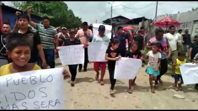Frecides apoya medida de fuerza de población del Bajo Huallaga