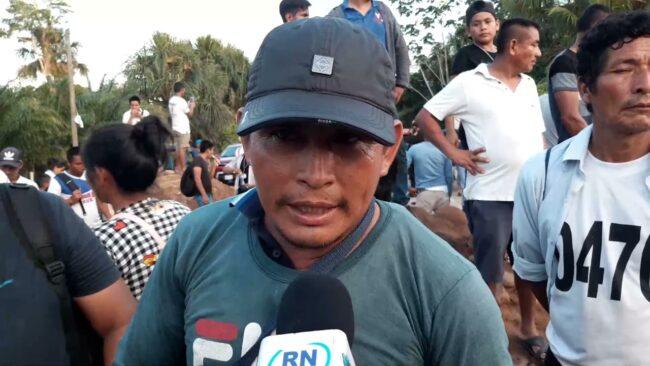 Pobladores del valle del Shanusi esperan cumplimiento de compromisos