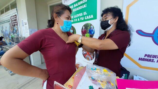 Realizan campaña para prevenir cáncer en población de La Banda de Shilcayo