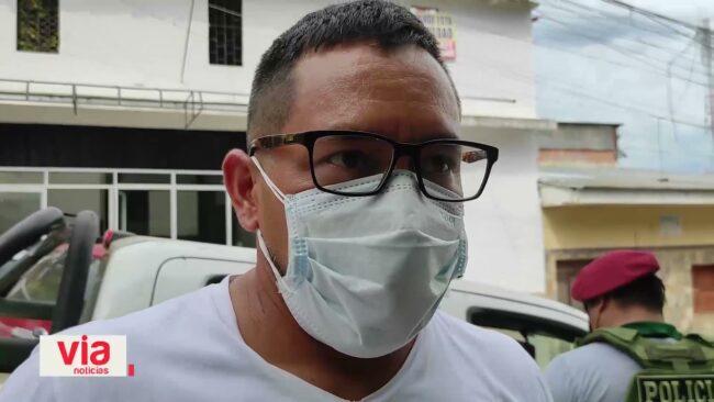 Regidor Luis Ramírez Flores denuncia que dos sujetos intentaron asesinarlo