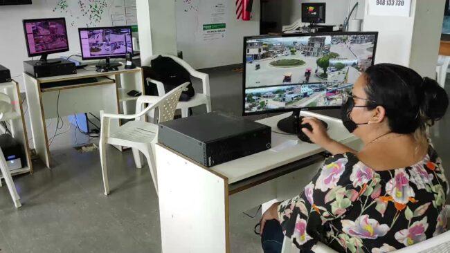 Tarapoto: desmienten que 12 cámaras de vigilancia de la municipalidad están inoperativas
