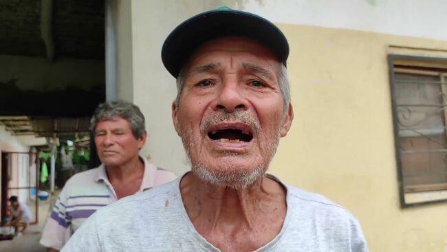 Tarapoto: moradores de la cuadra 14 del Jr. Ricardo Palma exigen arreglo de calles
